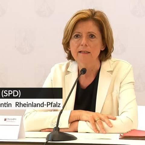 """Video: Dreyer: """"Wir lassen die Menschen nicht allein"""""""
