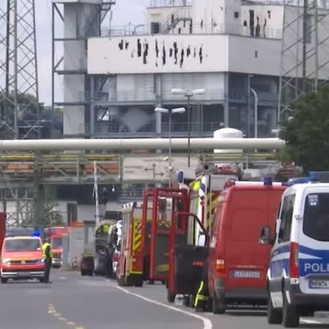 Video: Chemiepark-Explosion - Keine Dioxin-Rückstände nachgewiesen