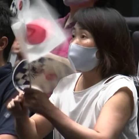 Video: Nur Klatschen, nicht Jubeln