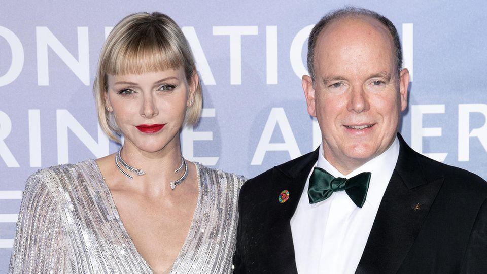 Vip-News: Charlène von Monaco wird noch bis Oktober in Südafrika bleiben