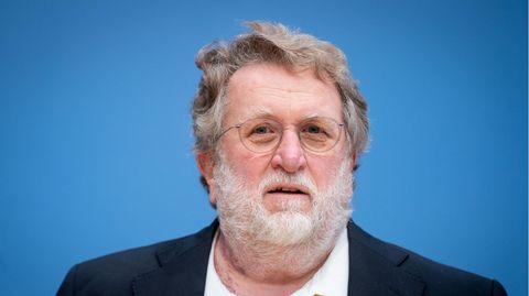 Der Ulmer Virologe Thomas Mertens (Archivbild vom November 2020)ist Vorsitzender der Ständigen Impfkommission (Stiko)