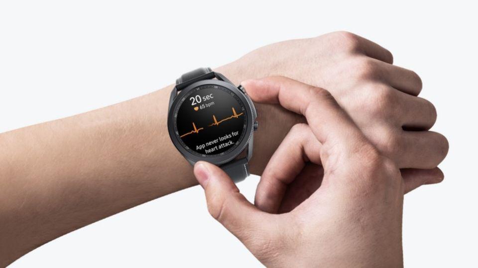 Deals des Tages: Samsung Galaxy Watch 3 zum Bestpreis