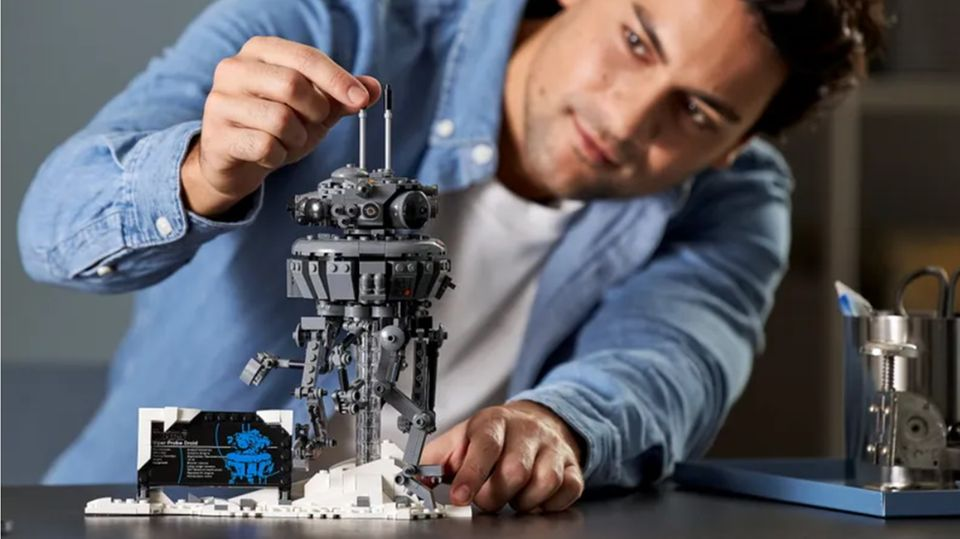 Lego Star Wars Deals: Der Imperiale Suchdroide