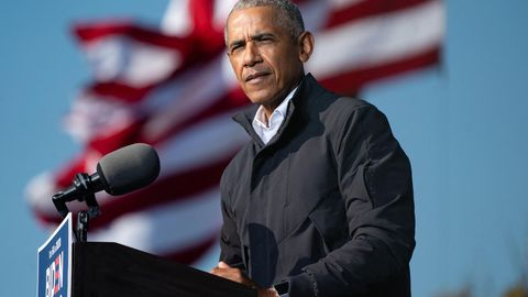 Barack Obama, früherer US-Präsident (2009 – 2017)