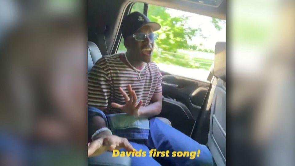 Madonnas Sohn David Banda hat seinen ersten eigenen Song veröffentlicht.
