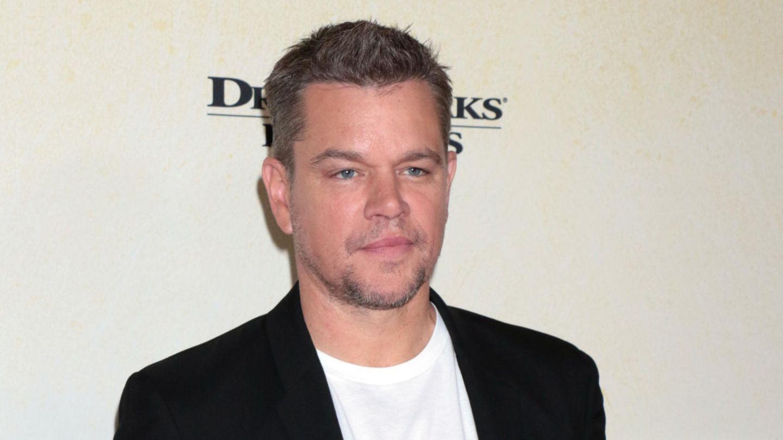Hollywood-Star Matt Damon