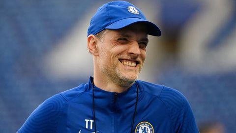 Thomas Tuchel Chelsea 2021