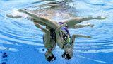 FS Tokio. Unter Wasser