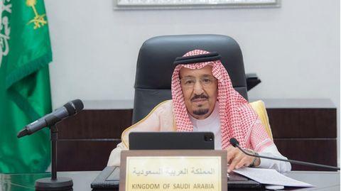 Salman bin Abdelasis al-Saud, König von Saudi-Arabien