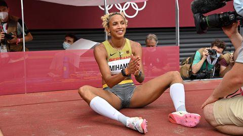 Weitspringen-Weltmeisterin Malaika Mihambo