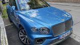 Bentley Bentayga Hybrid 2022