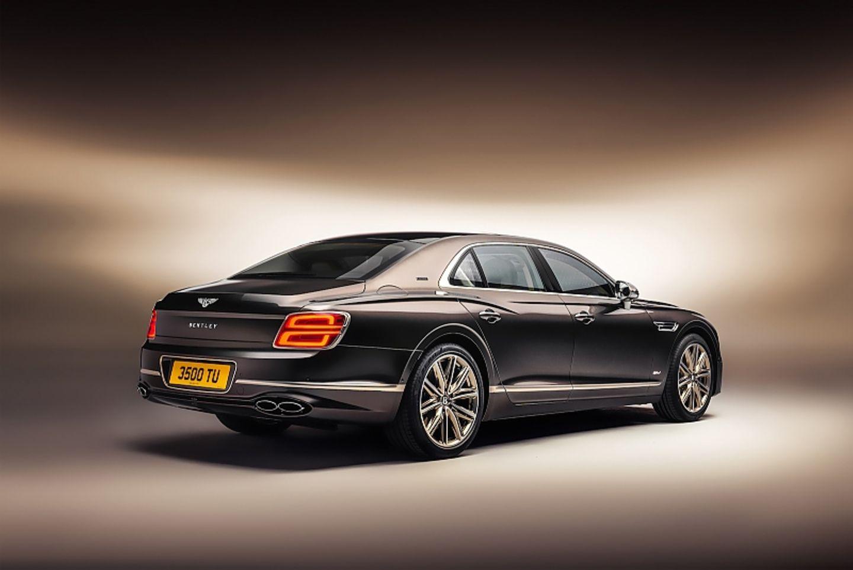 Bentley Flying Spur Odyssean Edition 2021