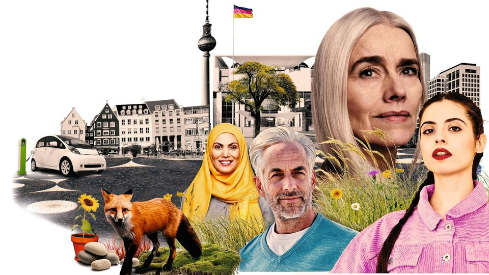 Wie machen wir Deutschland zukunftsfähig? Es braucht Mut. Und Geld