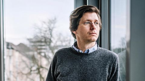 Moritz Schularick, 46, lehrt Volkswirtschaft an der Universität Bonn