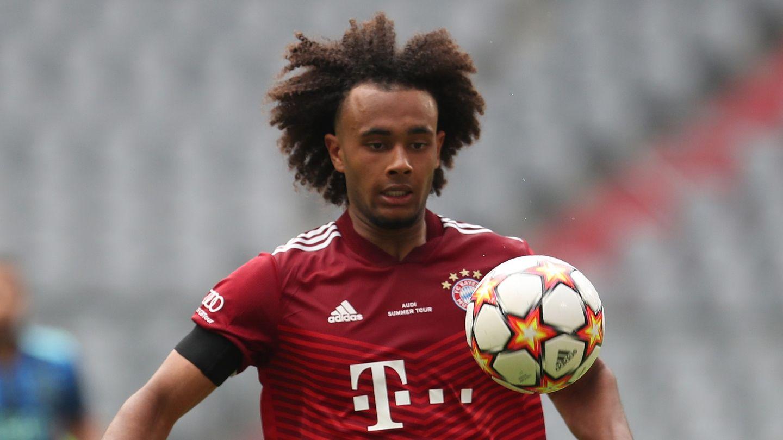 Joshua Zirkzee Bayern Munich 2021-22
