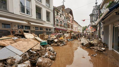 Studie: Leben in Hochwasserrisikogebieten