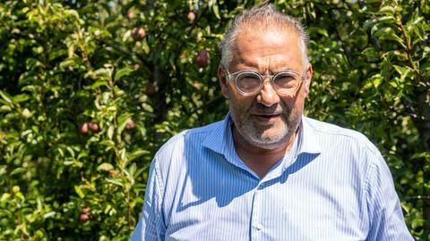 Hans Reisetbauer, 55 Jahre, zählt zu den besten Brennern der Welt