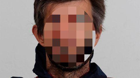 Der Verurteilte Thomas G. (Bild gepixelt)