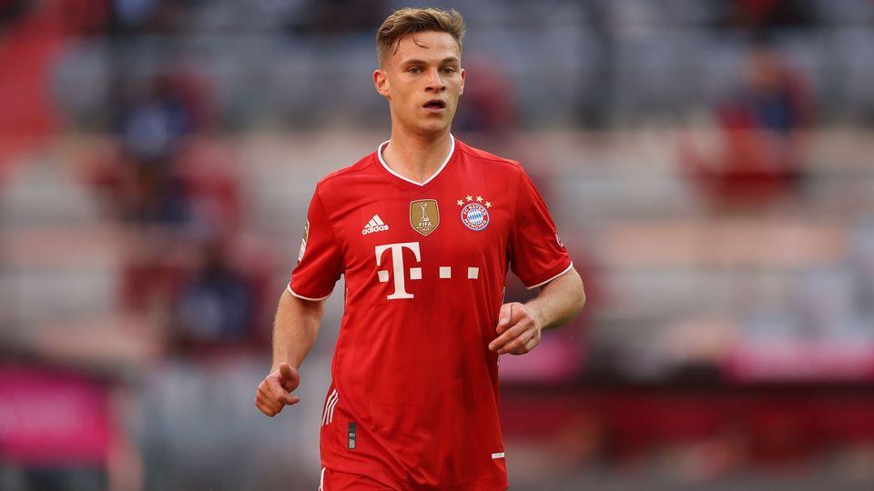 Joshua Kimmich Bayern 08052021