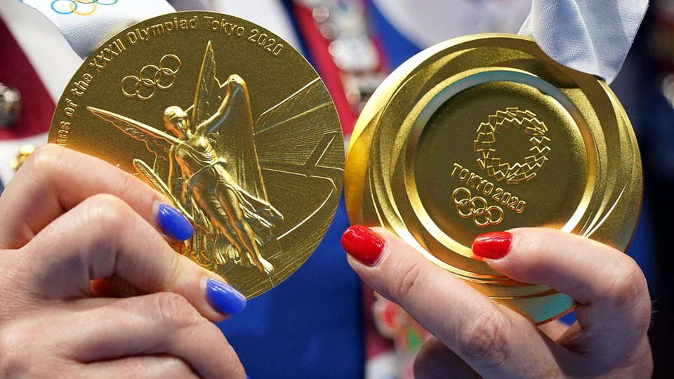 Olympia Medaillen