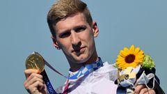 Florian Wellbrock: Schwimmen, 10 Kilometer im Freiwasser