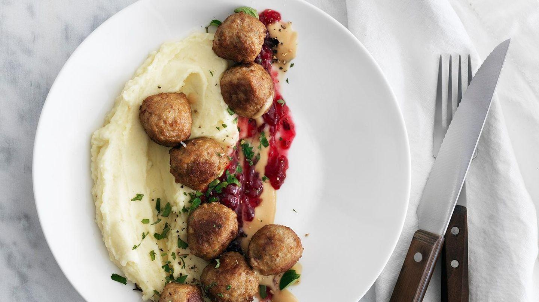 Köttbullar, die typischen schwedischen Fleischbällchen, die es bei Ikea gibt, sollen es in den USA auch als Duftkerze geben