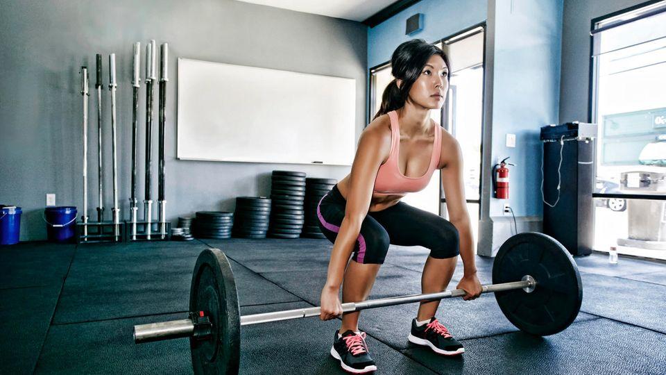 Luftfilter in Fitnessstudios sollen die Ansteckungsgefahr reduzieren