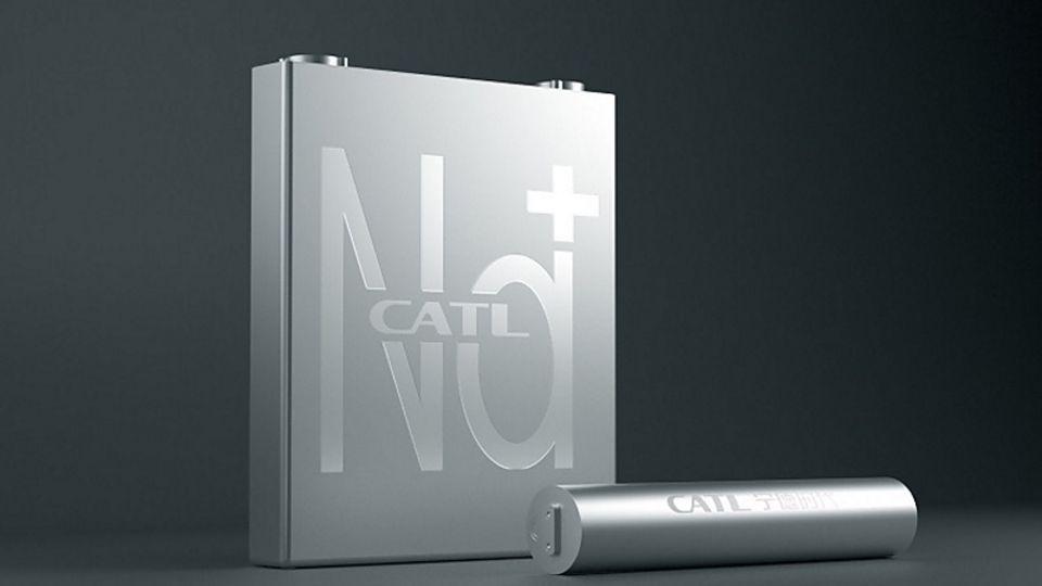 CATL Natrium-Ionen Akku
