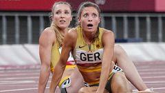 FS Tokio Deutsche Läuferinnen
