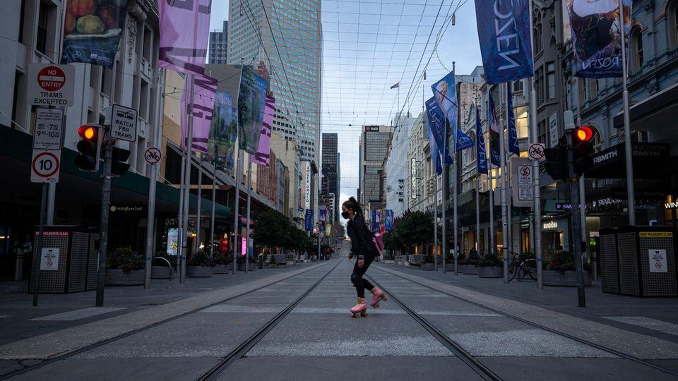 Melbourne im sechsten Lockdown