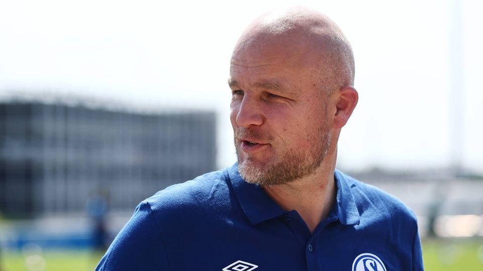 Rouven Schröder FC Schalke 04 Sportdirektor