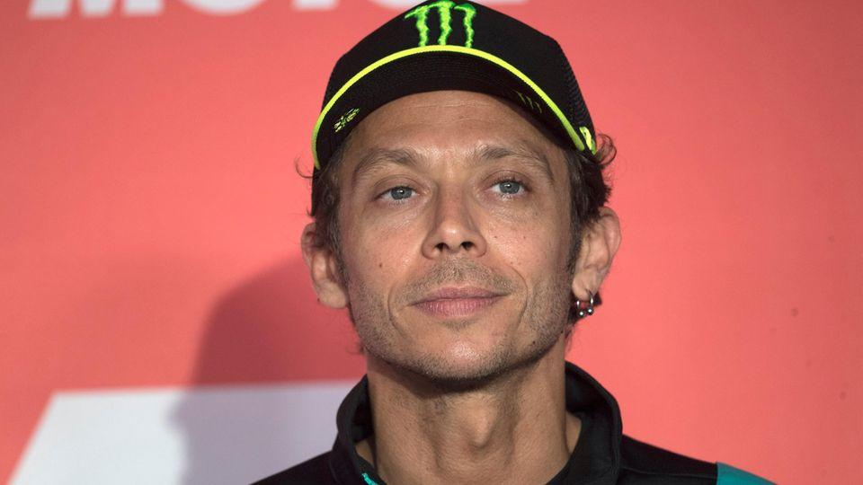 Valentino Rossi hat in der Motorrad-WM in vier verschiedenen Klassen insgesamt neun Weltmeistertitel eingefahren