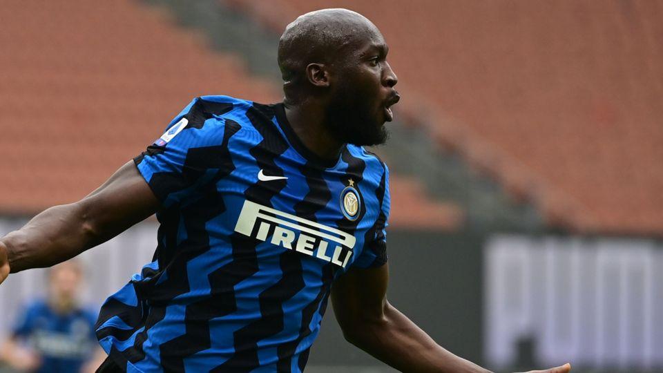 Romelu Lukaku Inter 2020-21