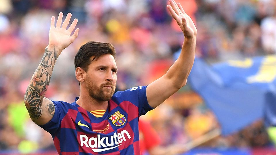 Lionel Messi und der FC Barcelona gehen getrennte Wege – eine Ära endet