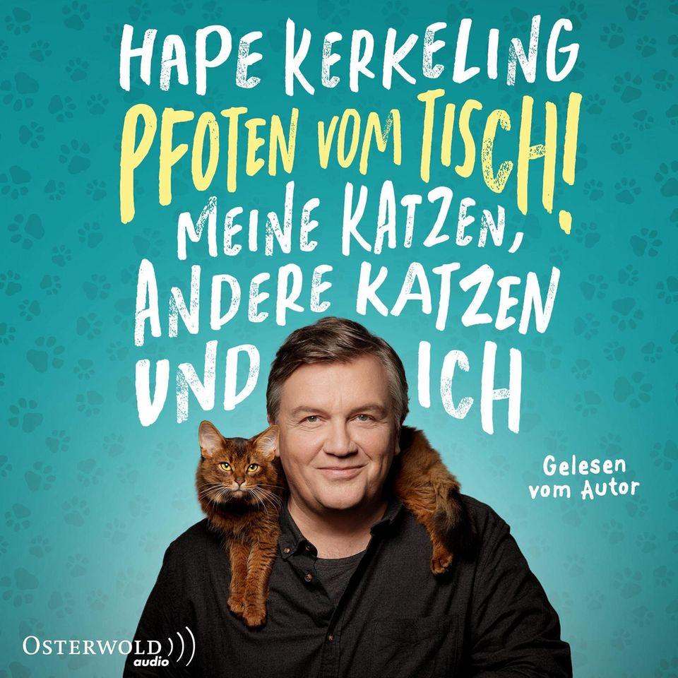 Audiolibro Hape Kerkeling: ¡Patas fuera de la mesa!  Mi gato y otros gatos y yo
