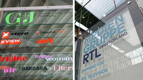 RTL und Gruner + Jahr