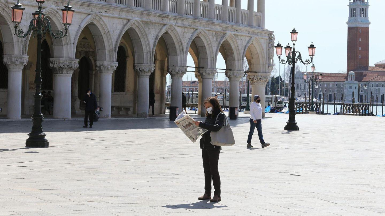 Venedig im April
