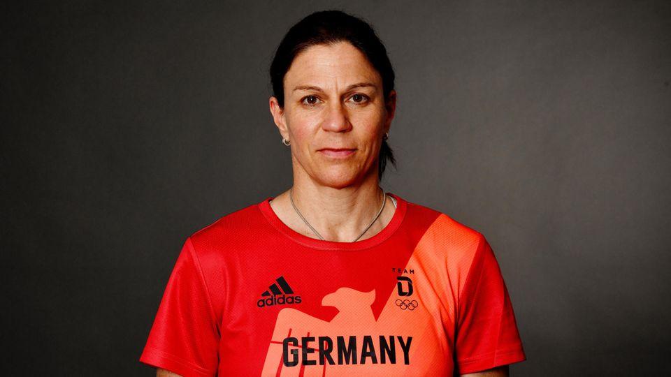 Fünfkampf-Bundestrainerin Kim Raisner