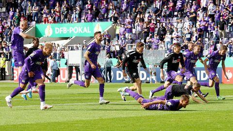 Spieler des VfL Osnabrück