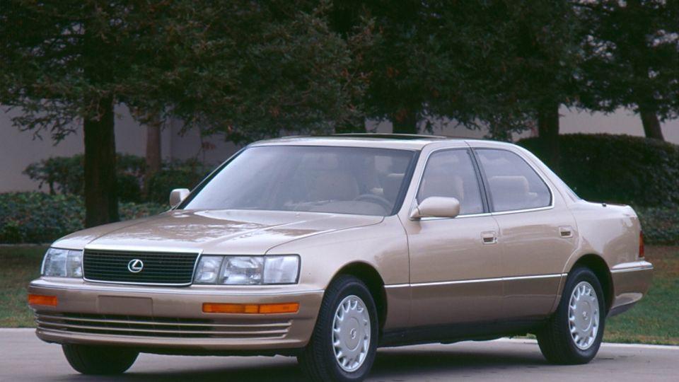 Lexus LS 400 - ab 1989