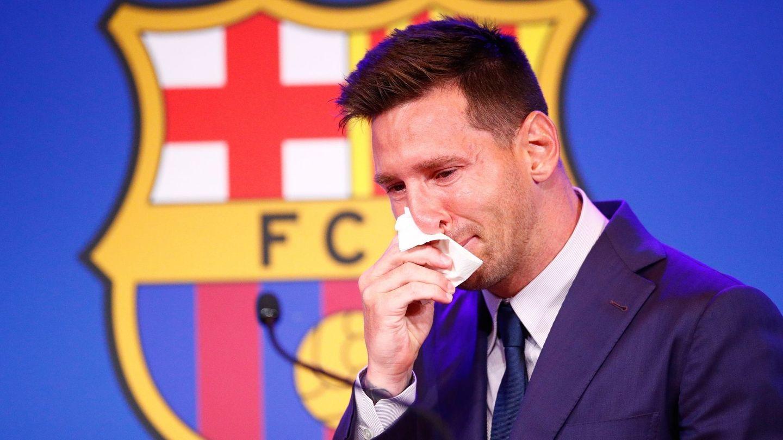 Despedida de Messi 08082021