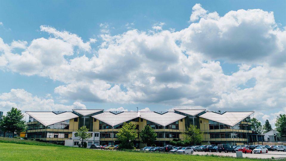 Firmenzentrale von Sonnen in Wildpoldsried