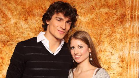 Mats und Cathy Hummels