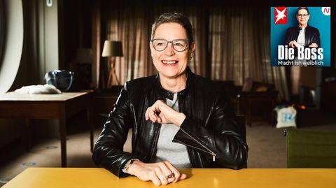 """""""Die Boss""""-Gastgeberin Simone Menne"""