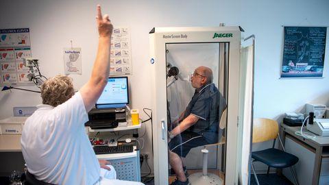 Reha für Long-Covid-Patienten