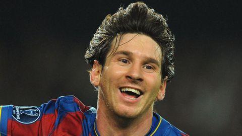 Lionel Leo Messi
