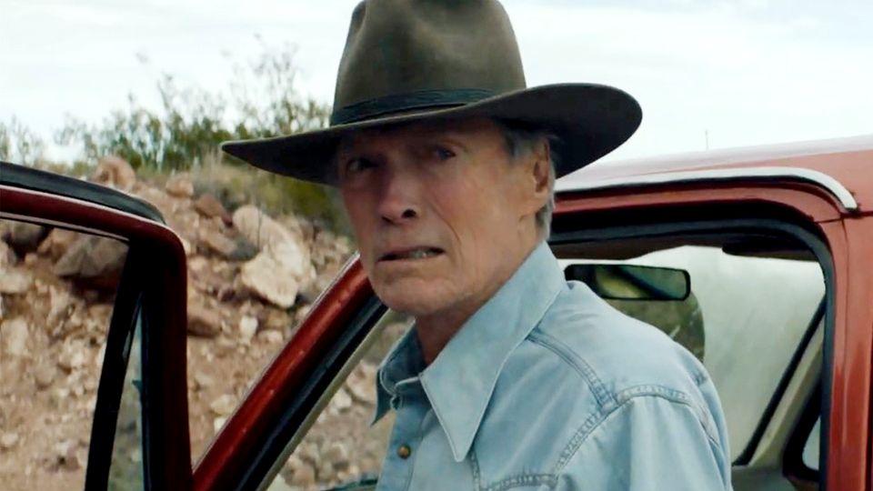 """Hauptrolle mit 91 Jahren – Clint Eastwood spielt in """"Cry Macho"""" wieder den harten Kerl."""