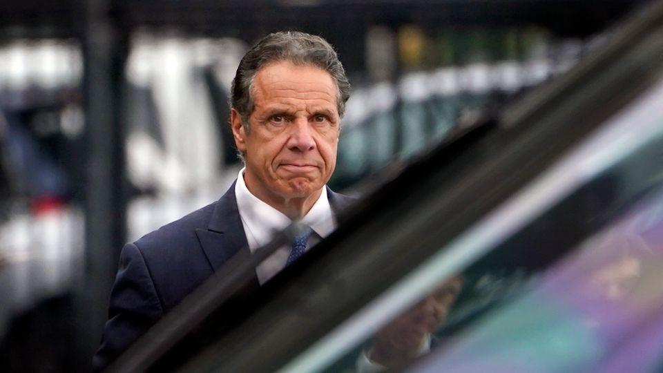 Skandal um New Yorks Gouverneur Andrew Cuomo