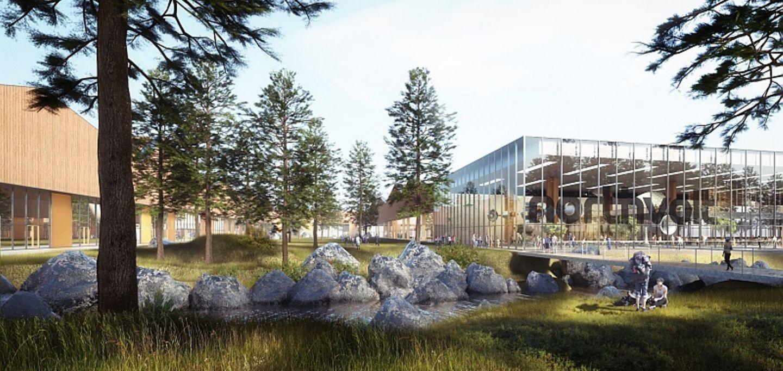 Northvolt baut eine Batteriezellenfabrik in Schweden. VW ist mit 500 Millionen Euro eingestiegen