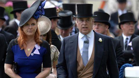"Sarah ""Fergie"" Ferguson und Prinz Andrew"